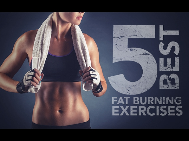 5 Best Fat Burning Exercises (TRY THIS ON YOUR LUNCH BREAK ...